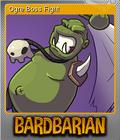 Bardbarian Foil 1