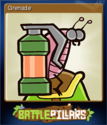 Battlepillars Gold Edition Card 05