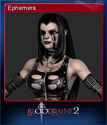 BloodRayne 2 Card 5