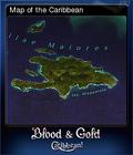 Blood & Gold Caribbean Card 03