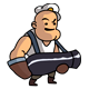 Braveland Pirate Badge 4