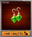 Cave Coaster Foil 06