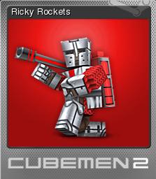 Cubemen 2 Foil 5