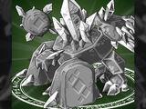 Epic Battle Fantasy 4 - Diamond Golem