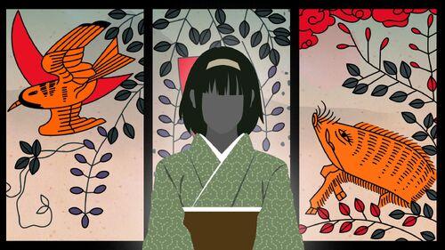 Koi-Koi Japan Artwork 5