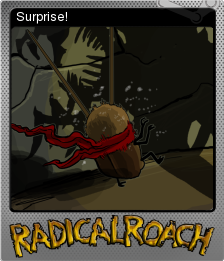 RADical ROACH Deluxe Edition Foil 04
