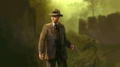 Sniper Elite Nazi Zombie Army 2 Artwork 3