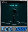 T.E.C. 3001 Card 01 Foil