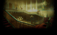 ZOMBI Background Buckingham Palace