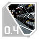 1 2 3 KICK IT Badge 4