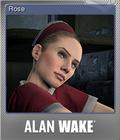 Alan Wake Foil 6