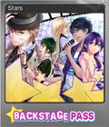 Backstage Pass Foil 12