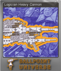 Ballpoint Universe Infinite Foil 10