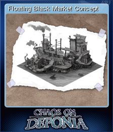 Chaos on Deponia Card 8