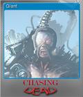 Chasing Dead Foil 11