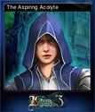 Grim Legends 3 The Dark City Card 1