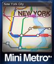 Mini Metro Card 4