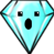 Mount Your Friends Emoticon diamondface