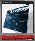 Movie Studio Boss The Sequel Foil 3