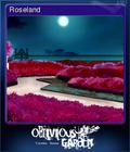 Oblivious Garden Carmina Burana Card 5