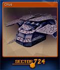 Sector 724 Card 7