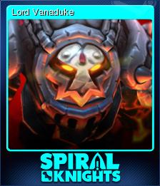 Spiral Knights Card 08