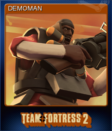 Team Fortress 2 Card 1