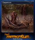 Tormentum Dark Sorrow Card 1