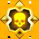 Warhammer 40,000 Space Marine Badge Foil