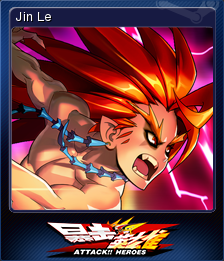Attack Heroes Card 6