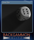 Backgammon Blitz Card 6