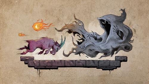 Escape Goat Artwork 4