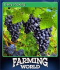 Farming World Card 1