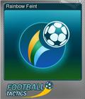 Football Tactics Foil 03