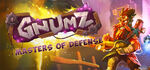 Gnumz Masters of Defense Logo