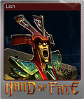 Hand of Fate Foil 3