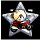 NekoChan Hero Collection Badge 5