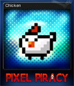 Pixel Piracy Card 4