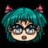 Pixel Puzzles 2 Anime Emoticon angryfairy