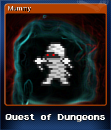 Quest of Dungeons Card 5