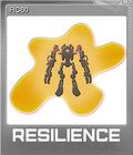 Resilience Wave Survival Foil 3