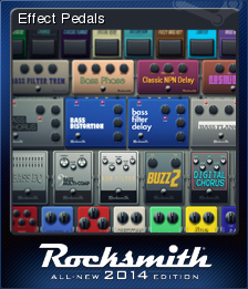 Rocksmith 2014 Card 3