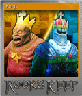 Rooks Keep Card 06 Foil