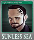 SUNLESS SEA Foil 1