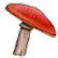 Sir You Are Being Hunted Emoticon redtoadstool
