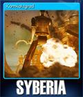 Syberia Card 3