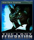The Last Federation Card 03