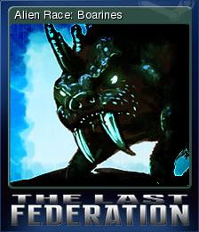 The Last Federation Card 03
