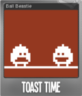 Toast Time Foil 2