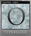TypeRider Foil 1